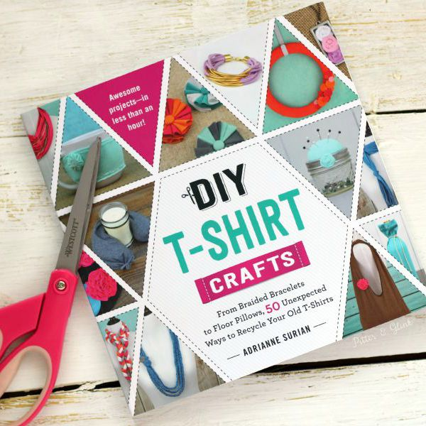 DIY T-Shirt Crafts